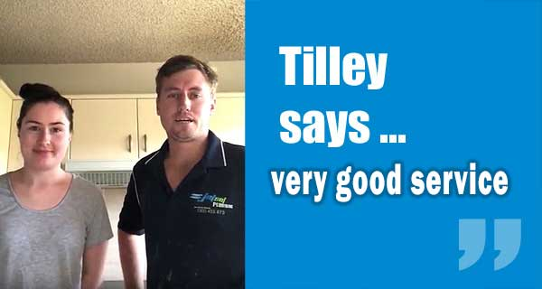 Tilley Customer Review from Forest Lake